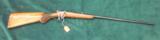 Belgium .22 Short Single Shot Rifle - 1 of 8