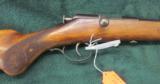 Belgium .22 Short Single Shot Rifle - 3 of 8