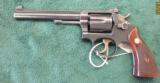 Smith & Wesson K22 Master Piece .22 Long Rifle Revolver - 1 of 11