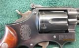 Smith & Wesson K22 Master Piece .22 Long Rifle Revolver - 4 of 11