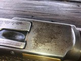 Rare 1873 First Model Saddle Ring Carbine-Fine Condition-Ready for the Range! - 14 of 15
