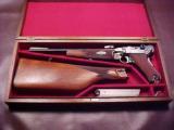 Luger Carbine Presentation Case.- 1 of 1