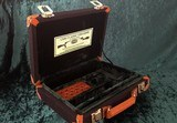 Luger P08 9mm Pistol Canvas Carry Travel Case. - 4 of 6