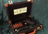 Luger P08 9mm Pistol Canvas Carry Travel Case. - 2 of 6