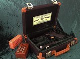 Luger P08 9mm Pistol Canvas Carry Travel Case. - 3 of 6