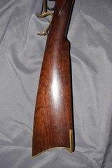 H.E. LEMAN, Lancaster, Pennsylvania Percussion Longrifle - Half Stock, .36 Caliber - 8 of 14
