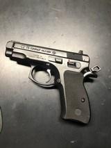 CZ 75 Compact Custom Shop 9mm