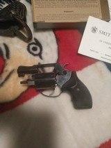 S&W model 36 .38 Chiefs So Revolver - 8 of 12