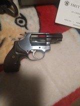 S&W model 36 .38 Chiefs So Revolver - 9 of 12