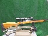 Remington 660 350 Remingon magnum - 1 of 9