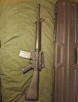 Colt AR15 A4 5.56 NATO 1:7 twist rate 20 inch barrel