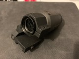 Aimpoint 3XC Magnifier w/ GG&G Mount