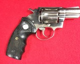 Nickel Colt Detective Special .38 SnubNose - 3 of 15