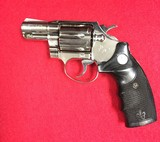Nickel Colt Detective Special .38 SnubNose - 2 of 15