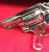 Nickel Colt Detective Special .38 SnubNose - 4 of 15
