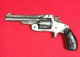 """Very Rare 1st Year Issue from 1876 S&W """"Baby Russian"""" Nickel .38 S&W"""