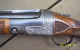 Parker Single Barrel Trap Gun SB Grade. 98% original finish - 1 of 13