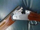 Beretta O/U S687 Silver Pigeon II Combo - 20 & 28 ga