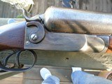 """Ithaca Gun Co., Flues """"New Two Bolt Hammer"""" Model (NTBH), AA Grade; 10 gauge"""