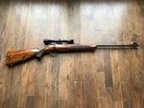 Winchester Model 75 .22 caliber sporter