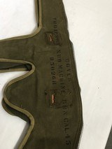 Thompson Submachine Gun Cover Cal.45D50268 able to carry M1M1A1 - 3 of 4