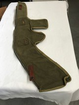 Thompson Submachine Gun Cover Cal.45D50268 able to carry M1M1A1 - 2 of 4