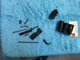 (52)Bolt carrier Colt M16/9 and (52a)Various M16/9 Parts - 12 of 12