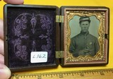 Thermoplastic Union Case with image of CW Union Soldier - 5 of 6