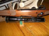 Winchester 257 Robert Feather Lite new with scope - 7 of 8
