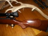 Weatherby 257 MagRifle with scope.Like nhew 4000 ft per second. - 1 of 11