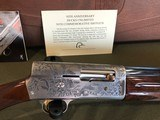 Browning Auto 5 Light 12 Ducks Unlimited 50th Anniversary - 3 of 7