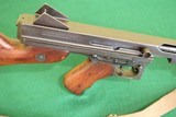 US Property Thompson M1A1 SMG, Savage, Matching Upper/Lower Serial #s
