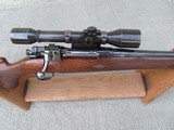 Classic 1903 Springfield Sporter with Ajax 4x90 scope in Griffin & Howe mount