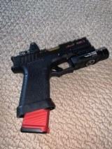 Custom Glock 19 9mm - 10 of 12