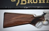 BROWNING MODEL 71 HIGH GRADE LEVER ACTION 348 WIN