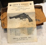 Smith & Wesson Model 28-2 Highway Patrolman 357 Magnum - 3 of 14