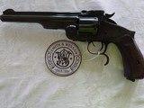 Smith and Wesson3rd Model Revolver Tula ArsenalCaliber 44 Russian - 1 of 4