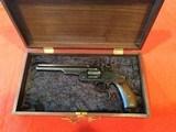 Smith and Wesson3rd Model Revolver Tula ArsenalCaliber 44 Russian - 4 of 4