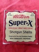Western Super X12Ga.