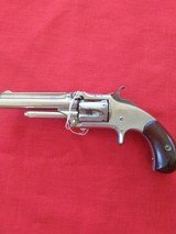 Smith and Wesson Model 1 1/2