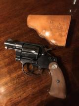 Colt Cobra Agent 1960 38.