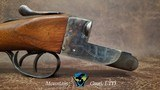 L.C. Smith Hunter Arms Fulton SS .410, 20, and 16 Gauge*****SOLDONLYASCOLLECTABLESET***** - 6 of 16
