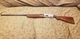 Browning double auto light weight model 12 gauge - 2 of 8