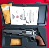 NEW Ruger Old Army Black Powder Revolver