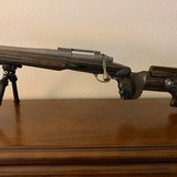 New Custom Left-Hand 300 WSM Long Range target / Hunting Rifle