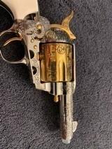 "Colt ""Cutaway"" Sheriff's Model Revolver - 9 of 15"