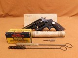 Smith & Wesson Registered Magnum (DEA Agent, Pre-World War II) w/ EVERYTHING but the box