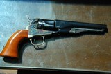 Second Generation Colt Navy 1862--AND Pocket PoliceUnfired--No Box - 1 of 7