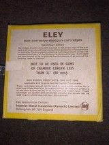 Eley 8 guage 31/4in shotgun shells BB load - 3 of 4