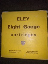 Eley 8 guage 31/4in shotgun shells BB load - 2 of 4